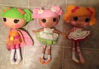 Lalaloopsy Dolls Fredericton New Brunswick Preview