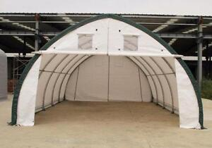 New 20x30x12 Storage Building - Portable Fabric Tent FALL SALE