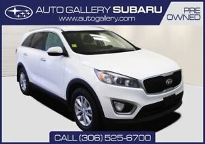 2016 Kia Sorento LX | ALLOY WHEELS | HEATED SEATS | FUEL EFFICIE
