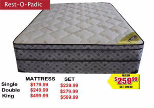 Mattress Sale Queen Size Mattresses and Box Starts From $279.99