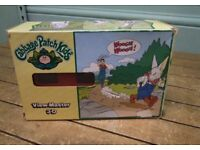 Vintage and rare cabbage patch kids view master