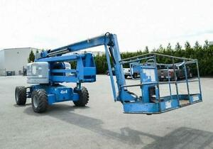 Genie Z-60/34 4??4 Articulated Boom Lift