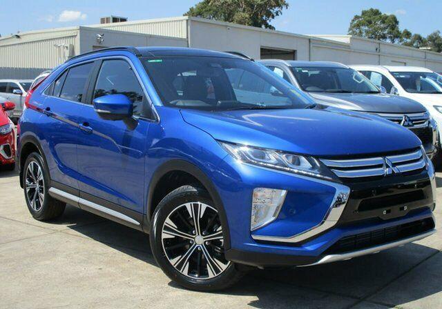 2019 Mitsubishi Eclipse Cross YA MY19 Exceed 2WD Blue 8 ...