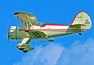 1/5 Scale WACO YMF-3   Giant Scale RC AIrplane Printed Plans & Templates   for sale  Jacksonville