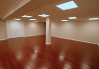 BASEMENT FROM SCRATCH / RENOVATIONS / GENERAL CONTRACTOR