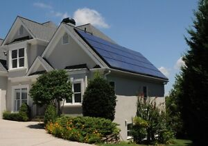 ***Gov't of Ontario - 20 YEAR GUARANTEED SOLAR PAY RATE***