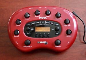 Line 6 Pod XT with Power Supply