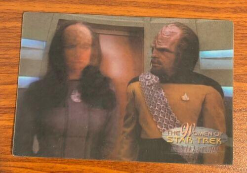 2000 Rittenhouse Women of Star Trek in Motion #16 K