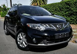 2011 Nissan Murano Z51 Series 3 TI Black 6 Speed Constant Variable Wagon Medindie Walkerville Area Preview