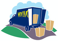 Moving Truck Service/ Courier service
