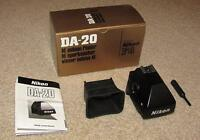 DA-20 Action Finder For Nikon F4 35mm film camera