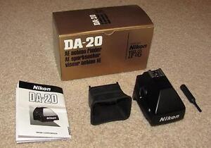 DA-20 Action Finder For Nikon F4 35mm film camera