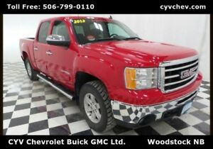 2013 GMC Sierra 1500 SLE Crew Cab Z71 - Remote Start & Power Sea