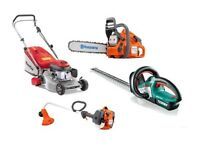 A&S garden machinery service and repair