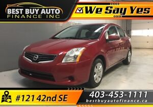 2010 Nissan Sentra 2.0 APPROVED WITH CHRISTMAS CASH BACK $$$