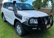 2015 Toyota Landcruiser VDJ200R MY13 GXL White 6 Speed Sports Automatic Wagon Berrimah Darwin City Preview