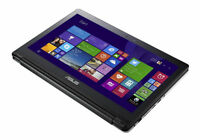 "★✪ ASUS Flip Convertible 15.6"" Touchscreen Laptop & Tablet ✪★"