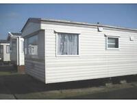 Private caravan to let in Brean, Somerset