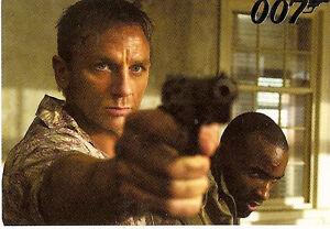 The Complete James Bond Casino Royale Insert Set (9 cards)