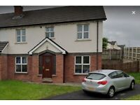 4 BEDROOM - 2 RECEPTION HOUSE TO LET - DUNGANNON Available 1st November