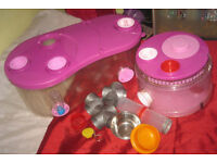 hamster/small pet housing various All cleaned sterilized ready for new pet