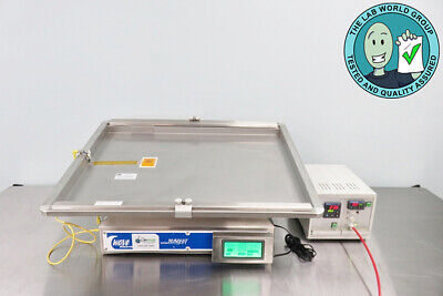 Ge Wave 2050eht Bioreactor With O2mix20 With Warranty See Video