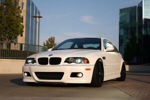 Looking for BMW e46 M3 Coupe