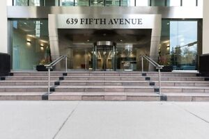 Executive Offices With Private Balcony - Downtown Calgary!