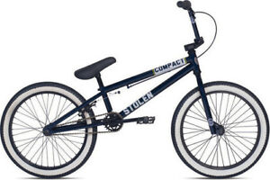 "STLN Compact 20"" BMX Midnight Blue 2015"