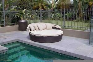 Day bed 2 years old in good condition - bought for $1599 Taren Point Sutherland Area Preview