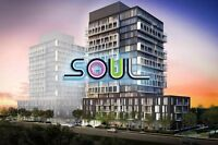 █ Soul condos at Fairview Mall,  VIP sale!  Close to subway! █