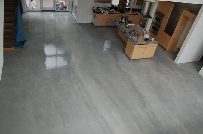 Self Leveling Finishes : Floor screeding self leveling screeds polished concrete