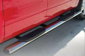 "6"" Oval Side Bars"