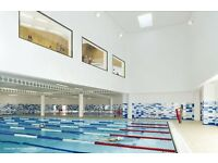 Volunteer for Visually Impaired Swimming Group - Greenwich