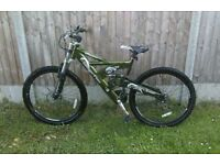 £75 ono, Men's Mountain bike, QUICK SALE ASAP: Muddyfox Silverfox Pit viper.