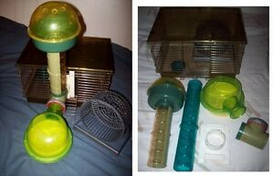 1 or 2 Level Hamster Mouse Cage or Exercise Sphere London Ontario image 4