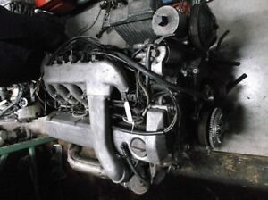Mercedes-Benz 300SDL 1986-1987 Engine Assembly 124 000KM