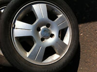 $80 OBO - Rims from Ford focus 2003-2006