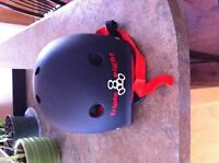 Triple 8 Skateboard/bike helmet