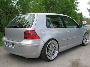 VW Golf / GTI MK4 Votex 20th VOLKSWAGEN SIDE SKIRTS SIDESKIRTS  (1999 - 2005)