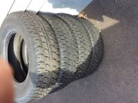 4Snow tires for sale
