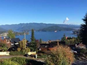4BR Furnished Home in Burnaby North with Spectacular View