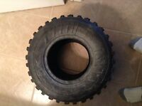 2 tech-4 STI tires for atv (racer)