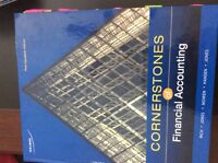 Cornerstones of financial accounting