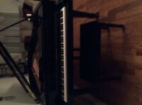 Young Chang 5.5 ft concert baby grand piano