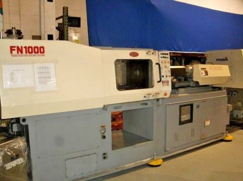 90 TON NISSEI INJECTION MOLDING MACHINE,  1996, (18951C)