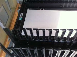 PANDUIT CABLE MANAGEMENT RACK with VERTICAL CABLE MANAGERS Oakville / Halton Region Toronto (GTA) image 3