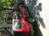 Ford Explorer 4x4 2001