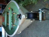 13' Aluminium Boat