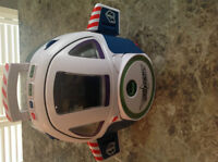 DISNEY TOY STORY BUZZ LIGHTYEAR SPACESHIP CD PLAYER